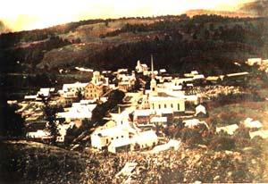 Stowe, Vermont circ 1875